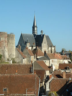 Montrésor - Touraine