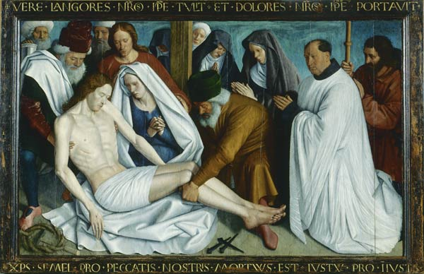 Pièta de Jean Fouquet