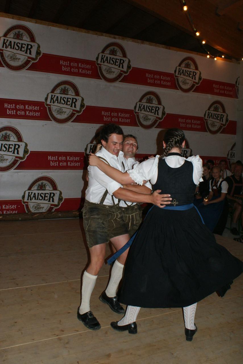 Kuchler Watschenplattler - Heimatabend im Rahmen unseres 60-jährigen Bestandsjubiläum