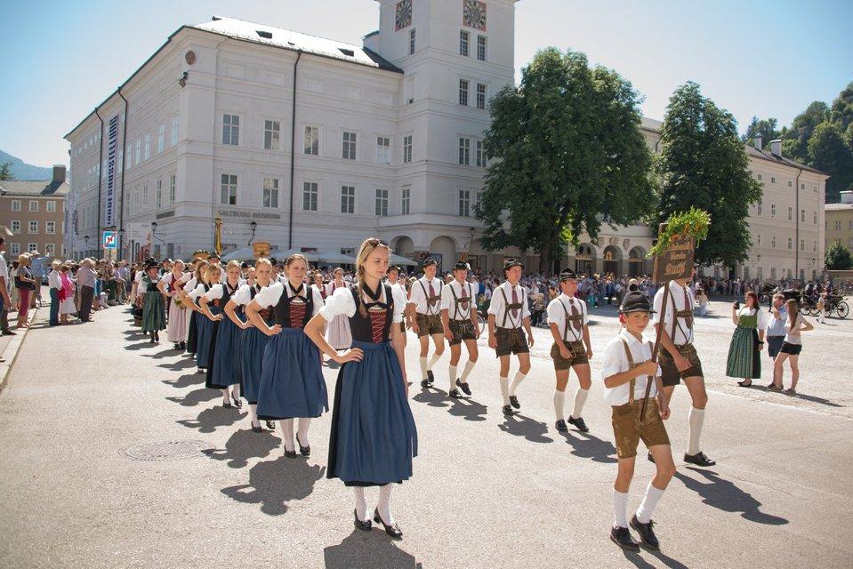 Fest der Volkskulturen - © www.heimatvereine.at