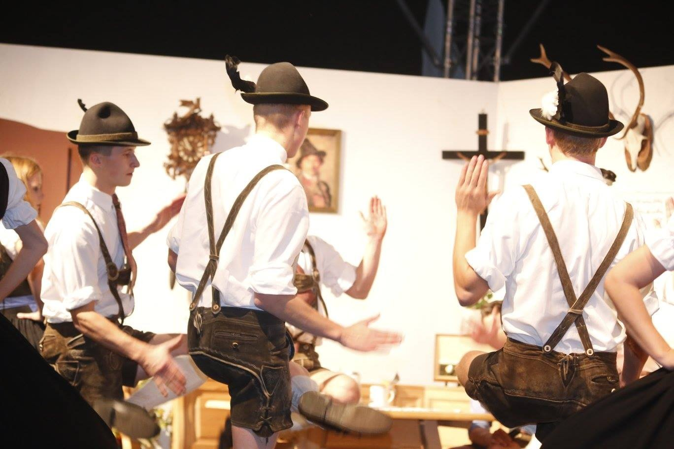 Bauerntheater der Landjugend Kuchl - © Matthias Sellhuber