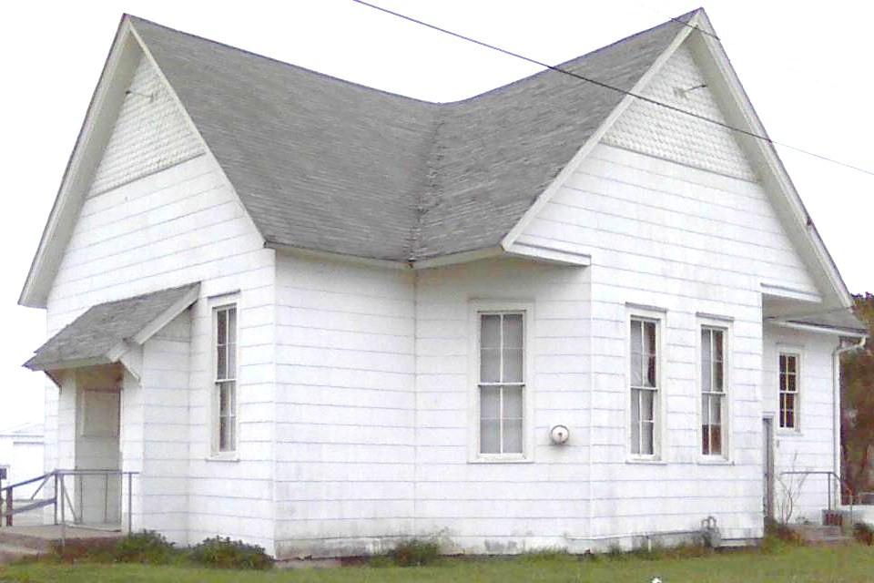 New Salem Township Hall, Adair, IL