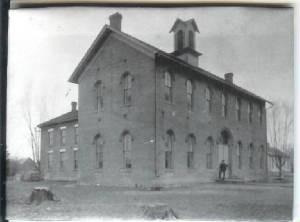 school - Blandinsville, IL