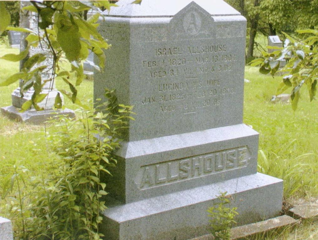 Spring Creek Cemetery, Sciota, IL