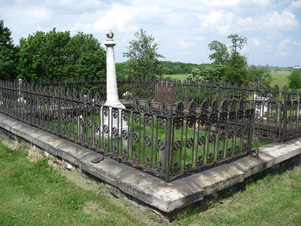 Camp Creek Cemetery, McDonough County