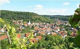Ramsthal - schöner Weinort