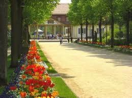 Kurgarten von Bad Bocklet