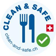 Die Verbände GastroSuisse und HotellerieSuisse haben für den Bereich Gastronomie ein Schutzkonzept erarbeitet, um für Gäste den Besuch in einem Restaurant angenehm zu gestalten.
