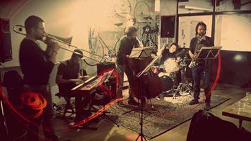 Crossing Quintet Simone Quatrana, Andrea Ciceri, Massimiliano Chiara