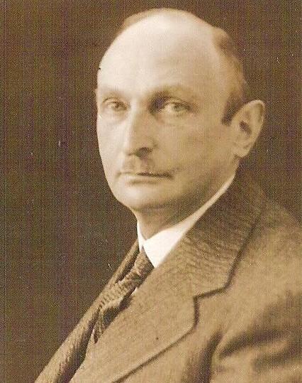 Jugendfreund und Mentor Alfred Landsberger