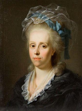 Maria Elisabeth de Boor von Johann Tischbein 1781