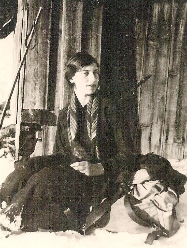 Eva Milch OWs erste Frau