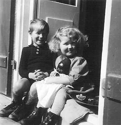 Asmus und Angelika 2.3.1947 in Bern
