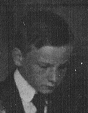 Detail: Bruder Fritz als Knabe
