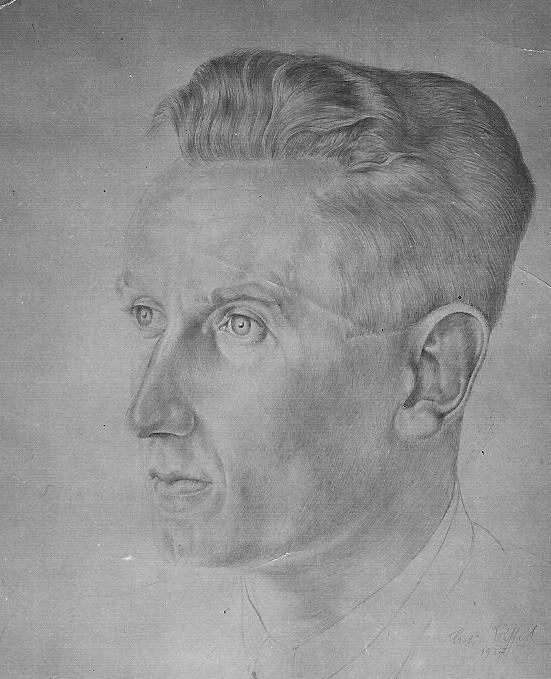 Arthur Ressel 1896-1966, Zeichnung OW 1937