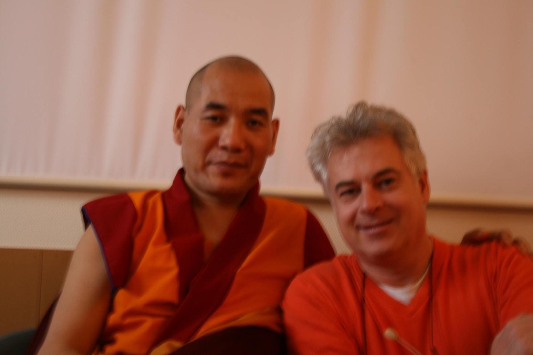 Phakiab Rinpoché Tibet Méditation de guérison