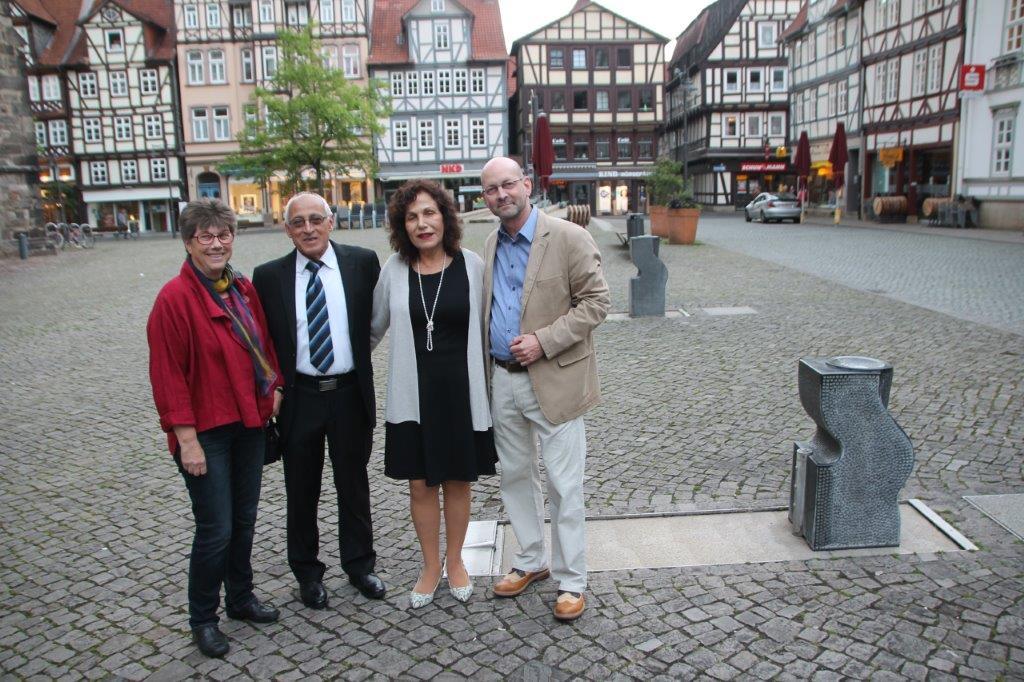Bürgermeister von Holon und Hann. Münden