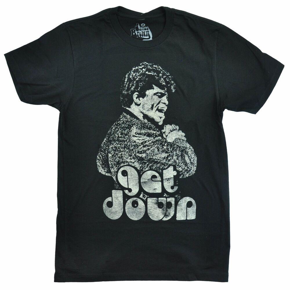 cbc375fe95 ジェームス・ブラウン Tシャツ - 「blox-style」へようこそ♪