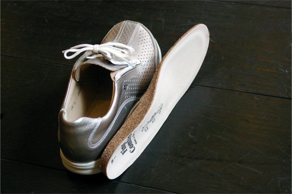 中敷が入っている靴もご用意しています!