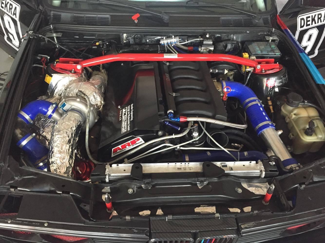 E30 M50 Turbo Ftm Fullthrottlemotorsport