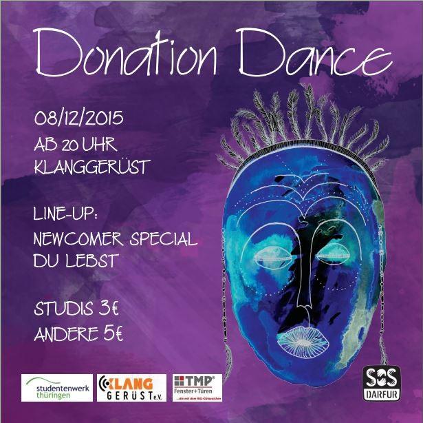 08.12.15 // Donation Dance // Newcomer Special // Du Lebst DJ Team