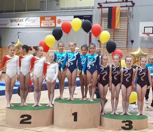 TTS Pokal - deutscher Meister