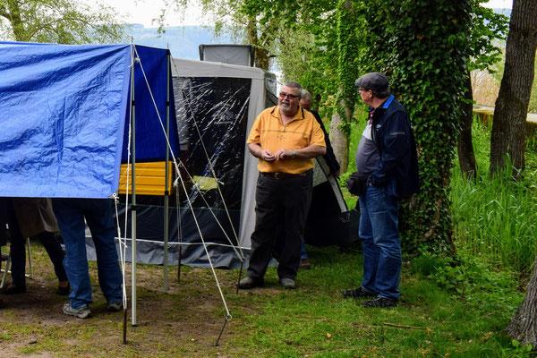 PPOW-Frühlingsanlass am Murtensee