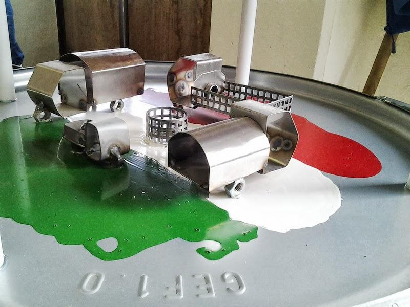 Piaggio-Car Club Elgg, Gewerbeausstellung Elgg 2013