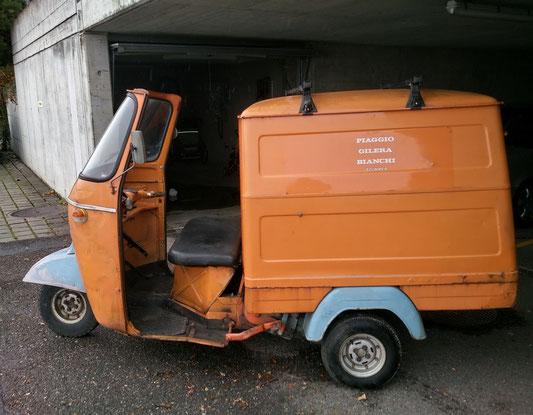 Ape Piaggio 400R