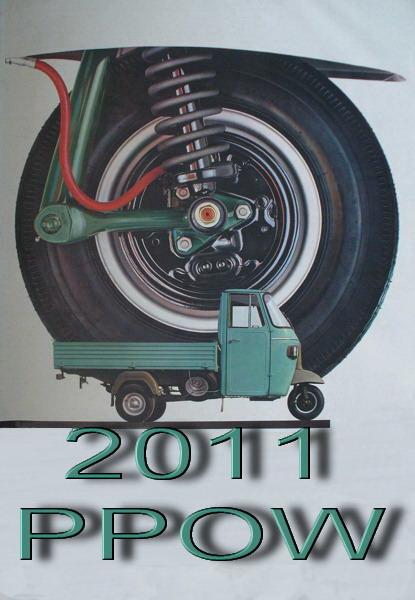 PPOW Jahresrückblick 2011, auf das Vereinsjahr des PPOW