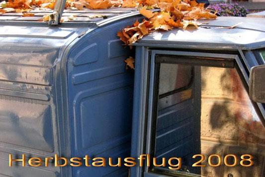PPOW-Herbstausflug 2008