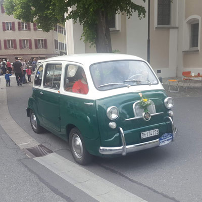 Der PPOW am Oldtimer in Obwalden