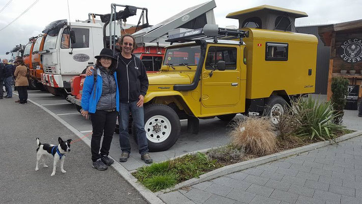 Womo und Expeditionsfahrzeug Treffen, ACE Cafe, Luzern