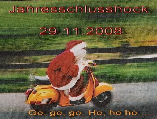 PPOW-Jahresschlosshock 2008
