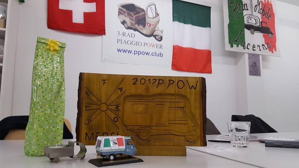 21. Generalversammlng des PPOW