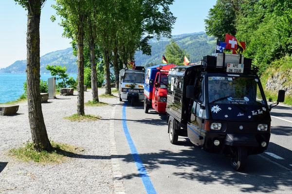 PPOW-Treffen in Interlaken