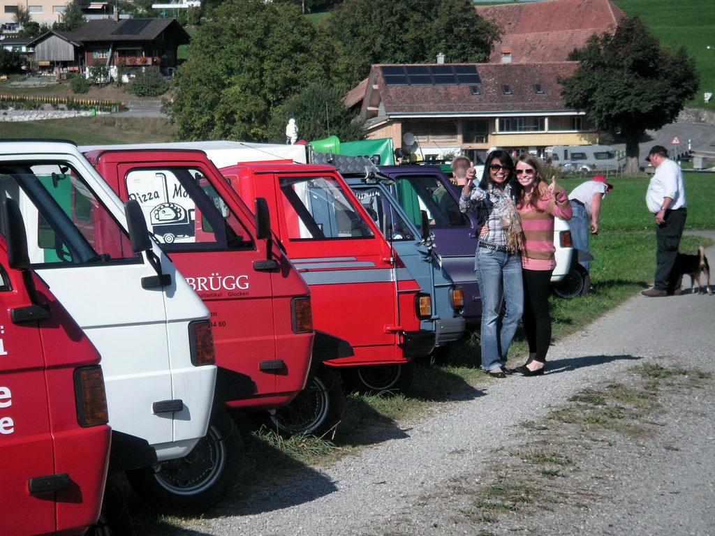 PPOW-Herbstausflug Berner Oberland 2011