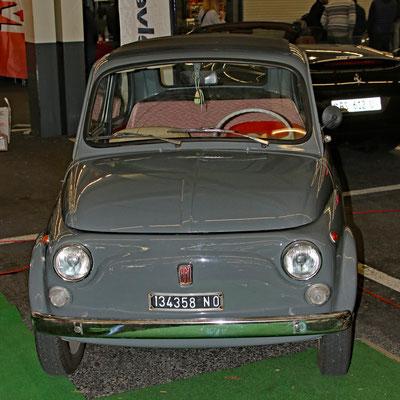 Der PPOW am Italian-Cars Basel