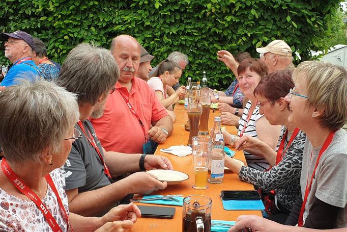 2. Ape Treffen Poppenweiler