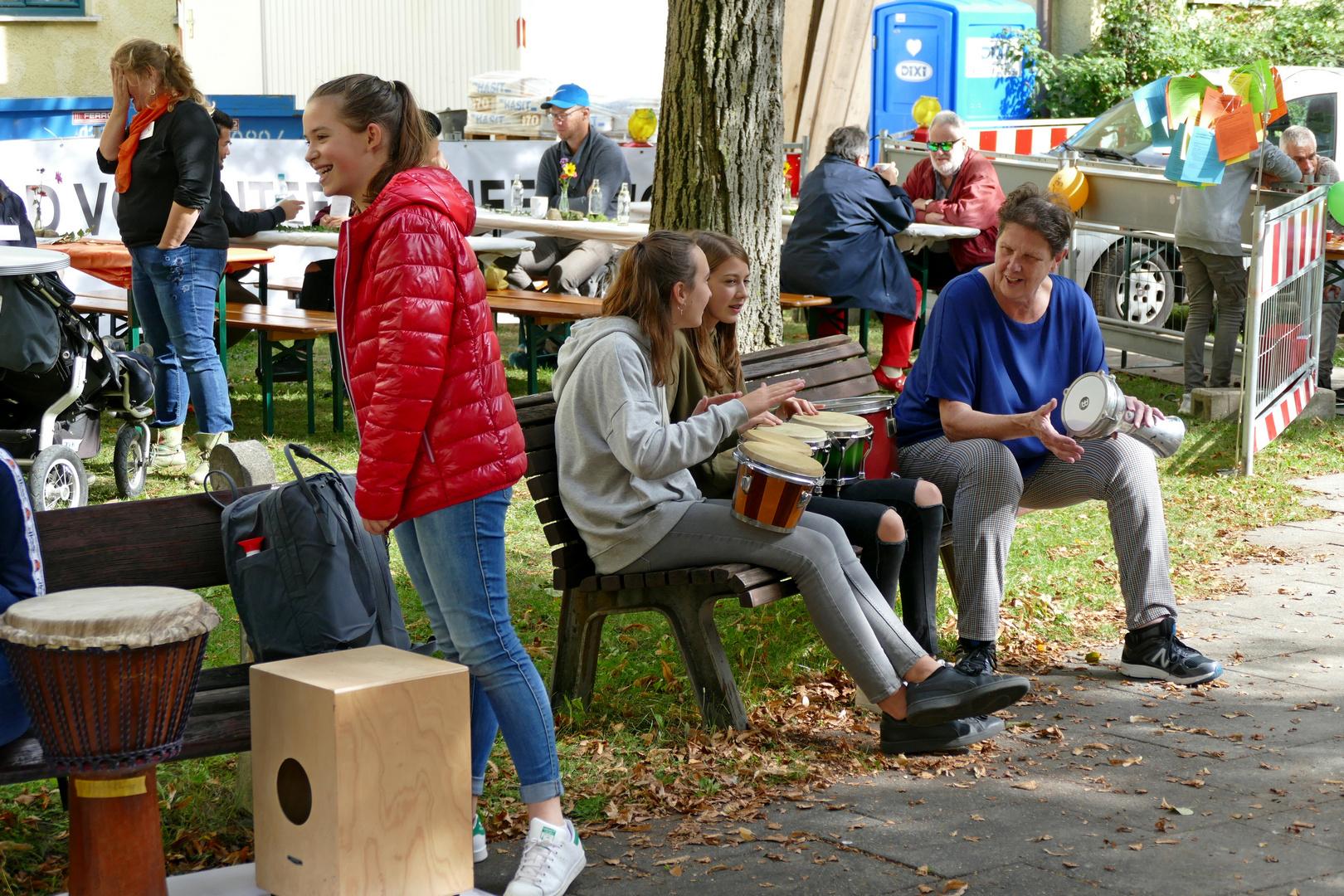 Tag der offenen Tür 2019 Freiwilligen-Zentrum Augsburg - Foto: Christoph Urban