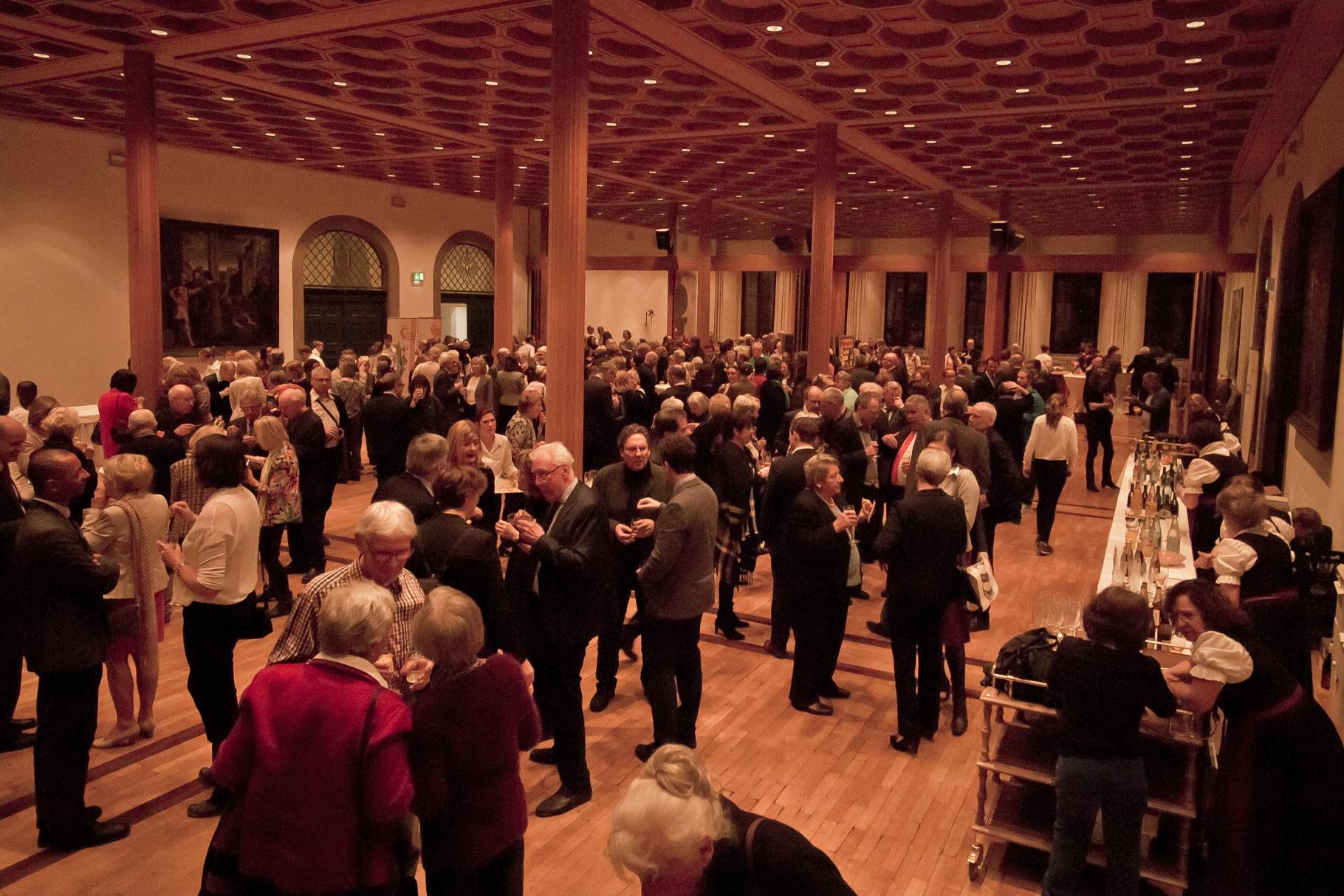 Festakt 20 Jahre Freiwilligen-Zentrum Augsburg - 24.03.2017 im Oberer Fletz Rathaus Augsburg - Foto: Robert Hösle