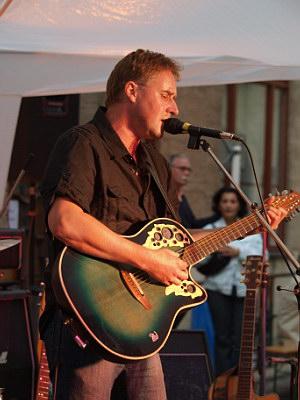 Konzerte im Bürgerhof 26.06.09 Reese - Freiwilligen-Zentrum Augsburg - Foto: Hugo Fössinger