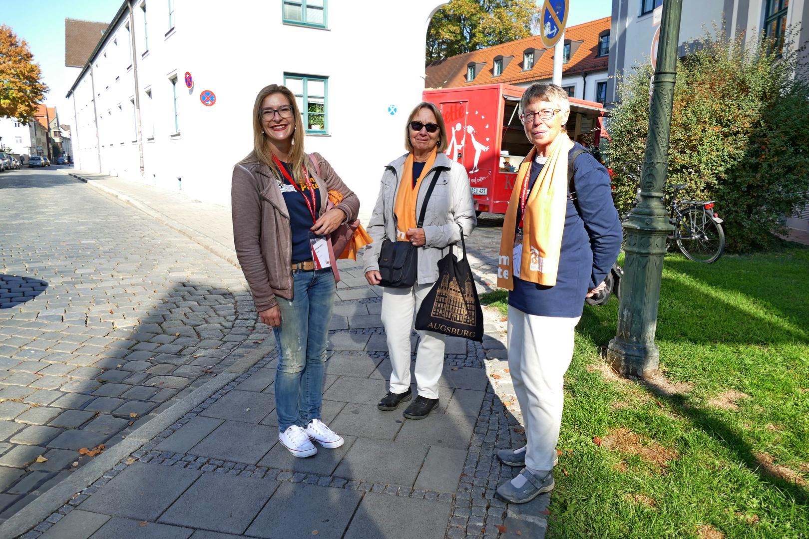 SymPaten - Welt-Freiwilligenkonferenz 2018 - Foto: Christoph Urban - Freiwilligen-Zentrum Augsburg