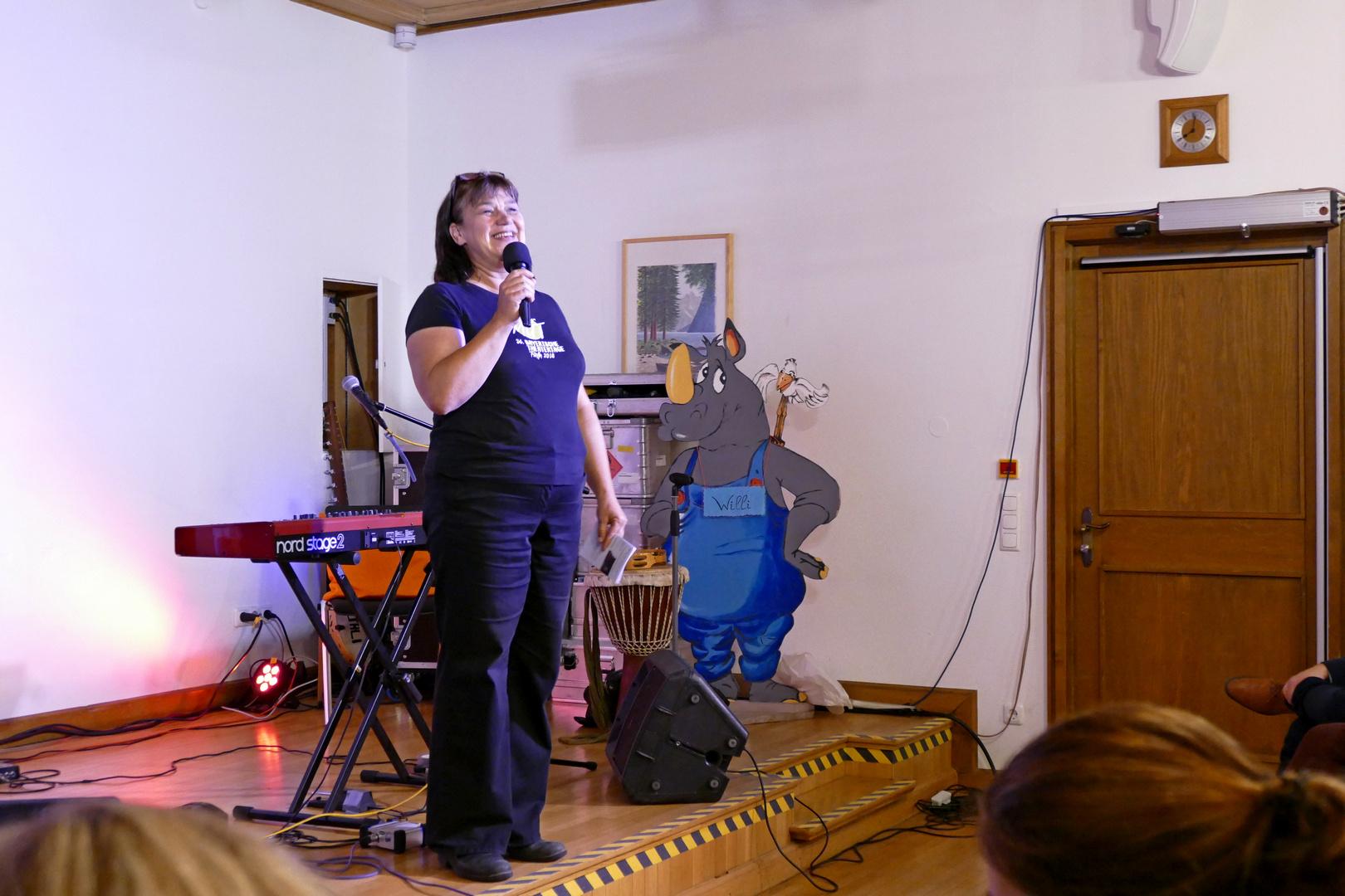 Tag der offenen Tür 2019 Musikalische Kleinkunst Freiwilligen-Zentrum Augsburg - Foto: Christoph Urban