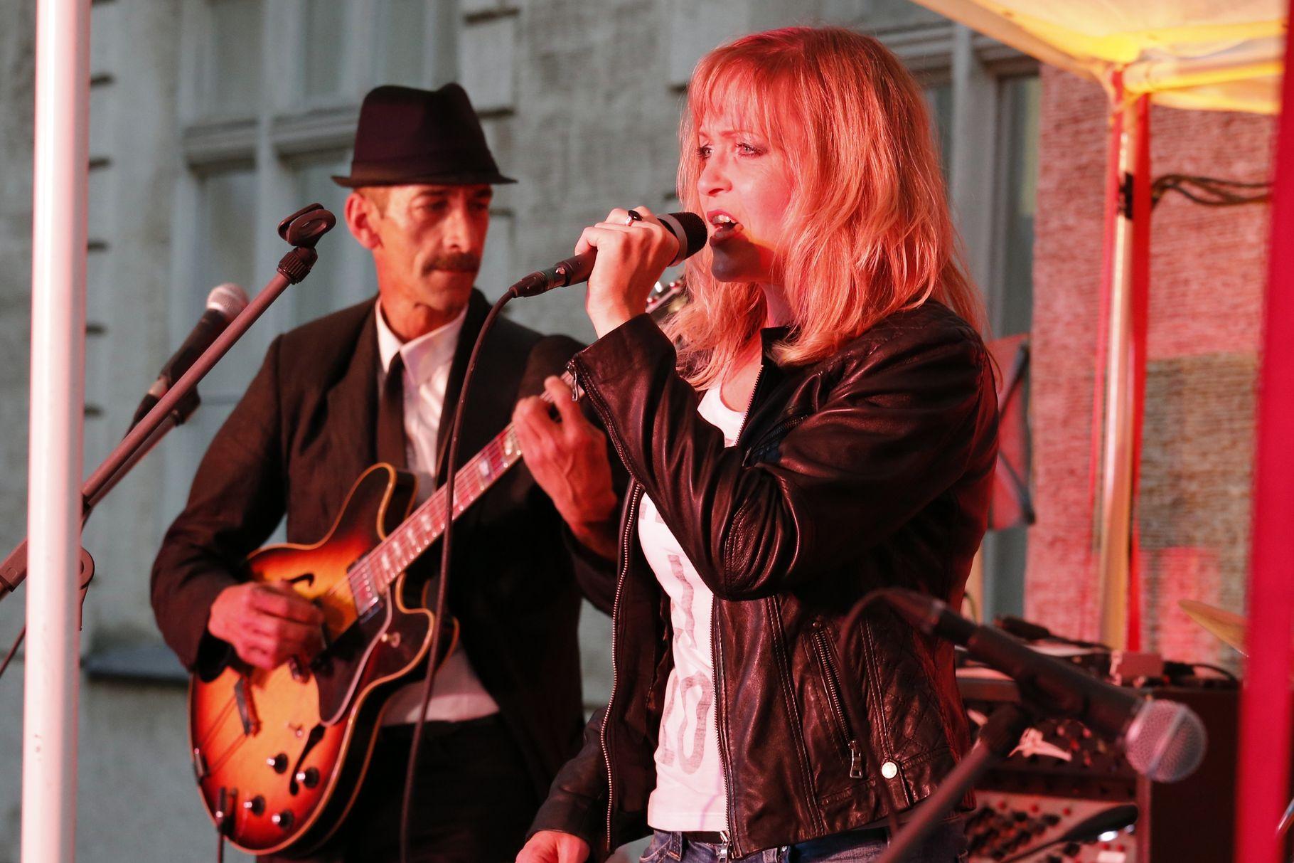 Konzerte im Bürgerhof 05.07.2013 CoolTone - Freiwilligen-Zentrum Augsburg - Foto: Franz Lechner