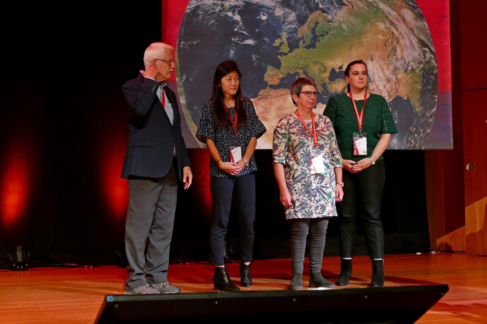 25. IAVE Welt-Freiwilligenkonferenz 2018 in Augsburg - Deutschland - 20.10.2018 Kongress am Park Up - up and awyyy - Foto: Christoph Urban - Freiwilligen-Zentrum Augsburg