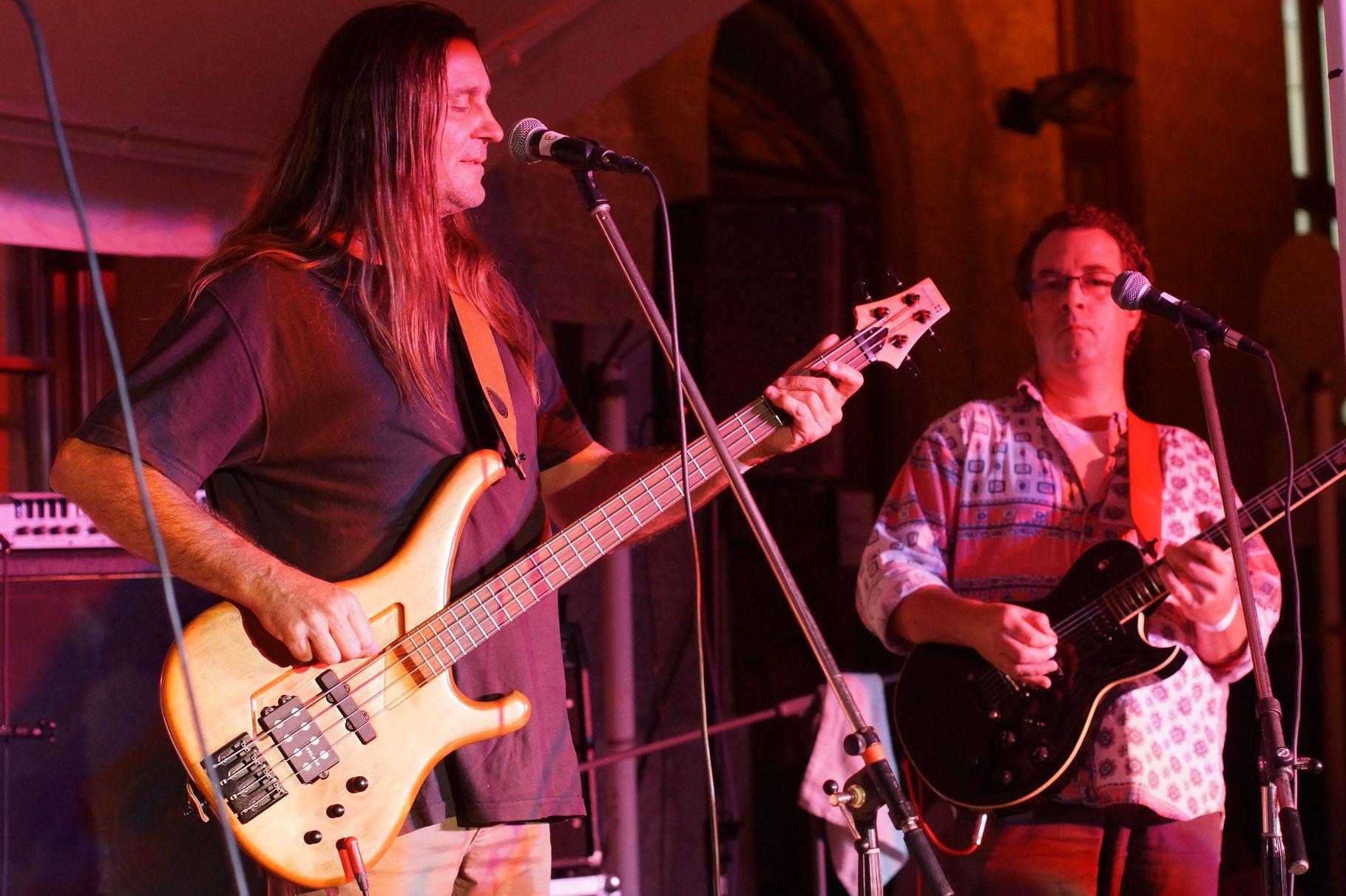 Konzerte im Bürgerhof 27.06.14 Sunday in Jail - Freiwilligen-Zentrum Augsburg - Foto: Crayfish