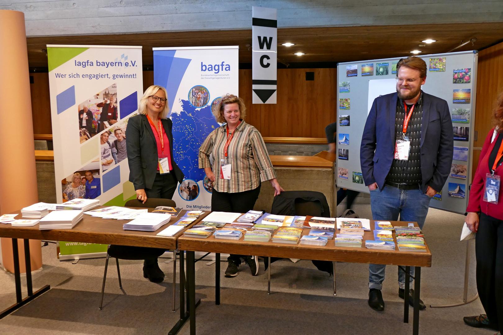 Welt-Jugendfreiwilligenforum 2018 Augsburg / Deutschland - 17.10.2018 Kongress am Park - Foto: Christoph Urban - Freiwilligen-Zentrum Augsburg