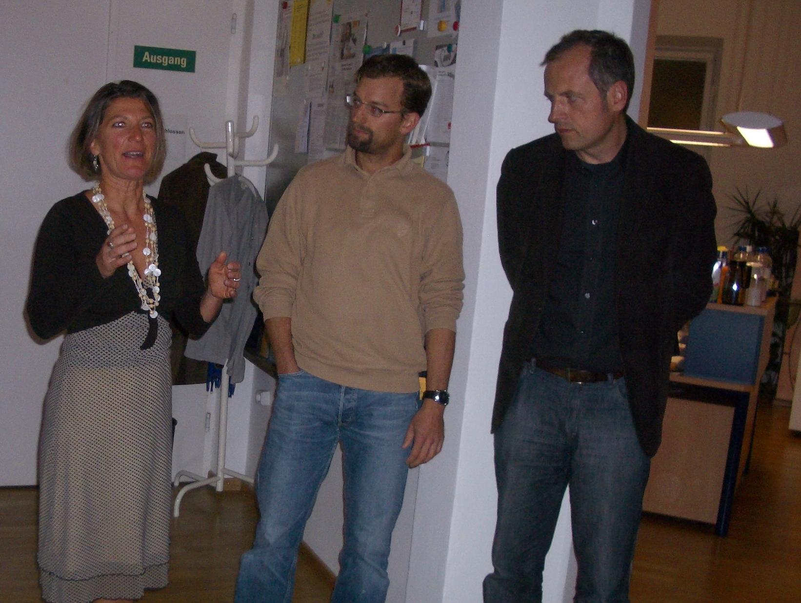 Freiwilligen-Zentrum Augsburg - Shuttletouren 2004 bis 2009 - Foto: Wolfgang F. Lightmaster