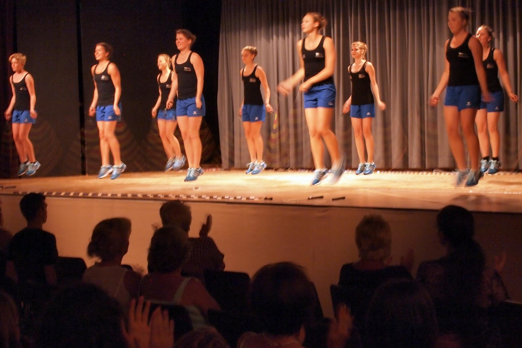change in - Abschlussfest Barbarasaal Stetten-Institut - Foto: Robert Hösle - Freiwilligen-Zentrum Augsburg